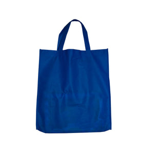 Bulk Buys Blue Shopping Tote Pack Of 25