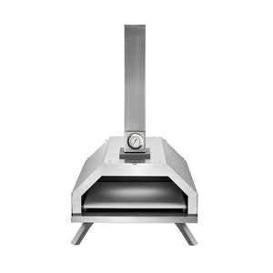 GYBER Pyre-Go Portable Outdoor Pizza Oven Charcoal, Pellets, Wood Fired Pizza Maker 10"