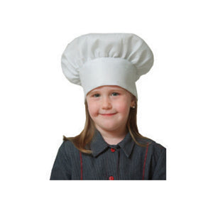 Dress Up America Halloween Party Costume White Chef Hat - Kids