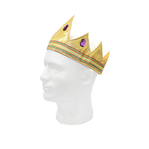 Dress Up America Halloween Party Costume Royal Crown