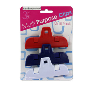 Medium Multi-Purpose Clip Set - Pack of 12
