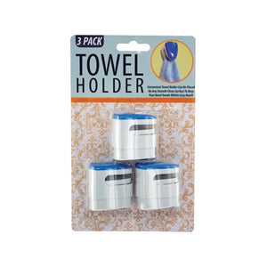 Towel Holder Set - Pack of 12