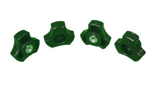 FA Edmunds Package of 4 Wood Ball Knobs