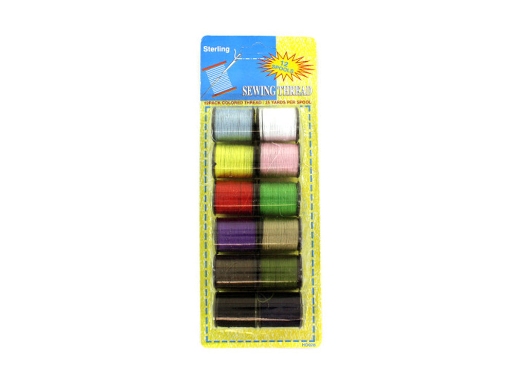Sewing Thread Value Pack - Pack of 24