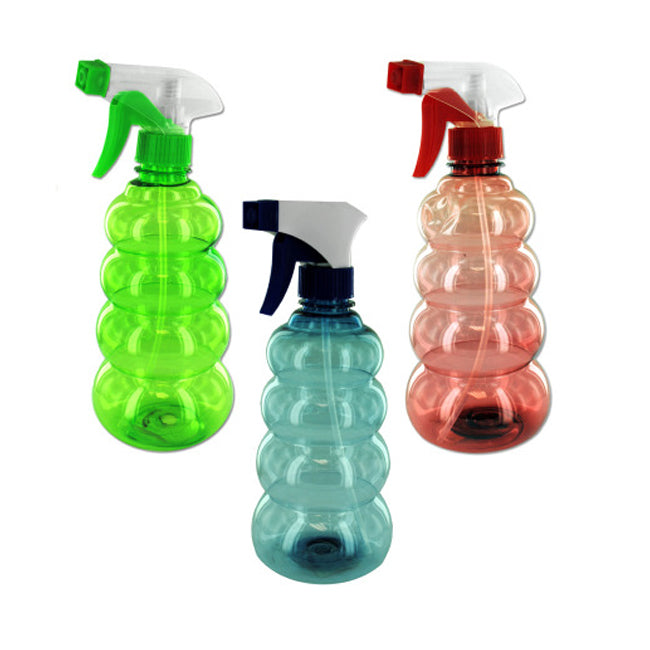 bulk buys Home Indoor Household Accessories Seasonal Gifts Tornado-Shaped Spray Bottle 24 Pack