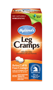 Hyland's Leg Cramps, 100 Tablets (Pack of 3)