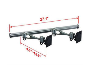 Cotytech Single Arm Wall Mount for Two Monitors (HMW-21A1)
