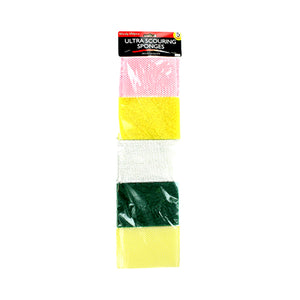 Scouring Pad Set - Pack of 12
