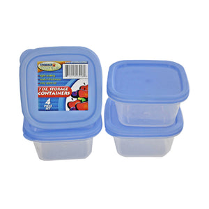 Kole imports Storage Container Set 12 Pack