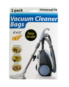 Bulk Buys Household Supplies Universal Fit Vacuum Cleaner Bags - 12 Pack