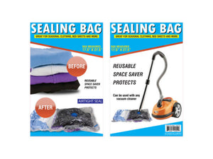 Vacuum Seal Storage Bag, Pack of 12