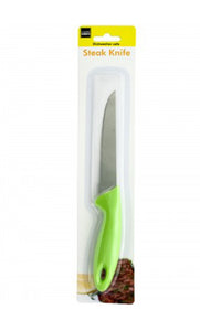 Steak Knife With Colorful Handle - Pack of 24