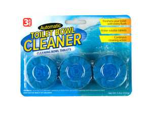Automatic Toilet Bowl Cleaner Tablets, Pack of 20