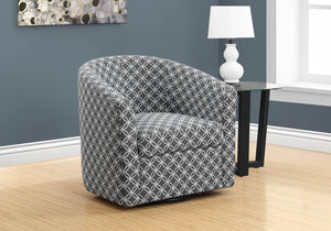 Monarch Specialties I 8269 Accent Chair, Grey