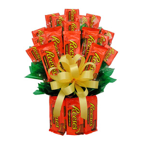 IAMG014M All Reeses Candy Bouquet - Medium