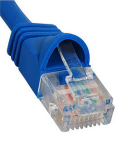 ICC Computer Ethernet Networking  PatchCord 7' Cat5E Blue