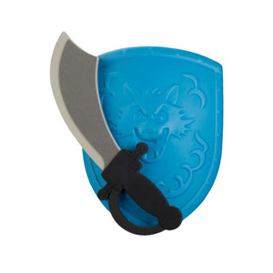 Foam Sword And Shield Set  - 16 Pack