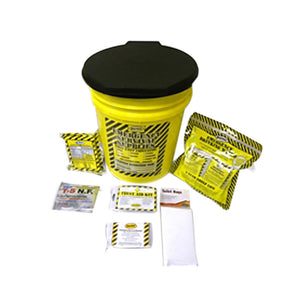 Mayday Emergency Survival Economy Emergency Honey Bucket Kits