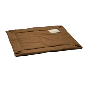 Pet Products KandH Pet Products Self-Warming Crate Pad Mocha 37