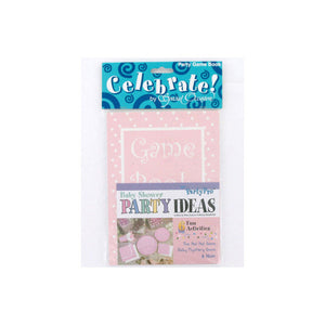 Kole imports Baby Shower Party Idea Book 24 Pack