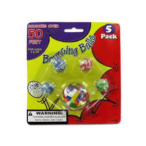 High Bouncing Balls - Pack of 36