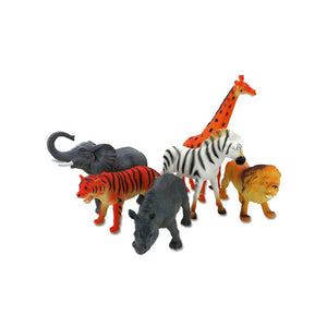 Wild Animals - Pack of 24