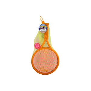 Beach Paddle With Ball - Pack of 24
