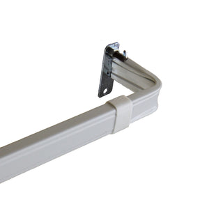 "Lockseam 2"" Clearance Curtain Rod"