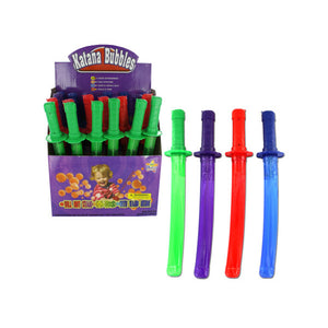 Bubble Sword Display - Pack of 24