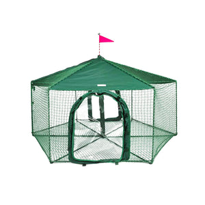 Pet Stores Kitty Walk Cat Enclosure Gazebo