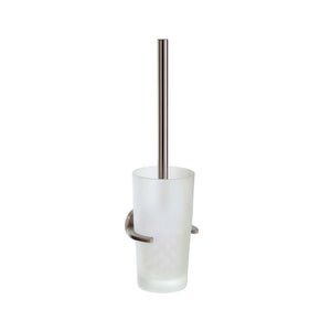 Smedbo SME Nickel L333N Toilet Brush Wallmount