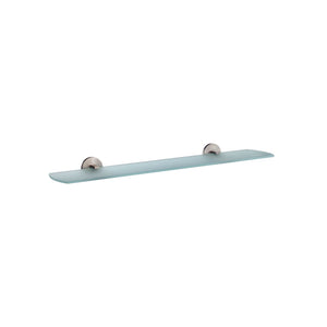 Smedbo SME, Brushed Nickel L347N Shelf Wallmount