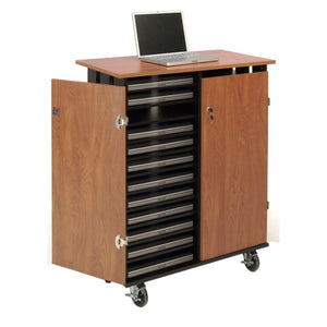 Laptop Charging & Storage Cart