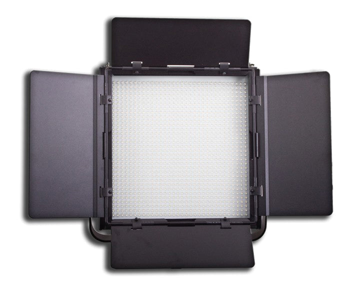 MicroBeam 1024 : High Powered LED Video Light with AB-Mount Battery Plate, Daylight (5600K), Spot (30 Degrees)