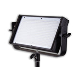 MicroBeam 512 : High Powered LED Video Light with AB-Mount Battery Plate, Daylight (5600K), Flood (60 Degrees)