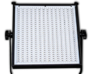 MicroBeam 800: High Powered LED Video Light With V-Mount Battery Plate, Daylight (5600K), Flood (60 Degrees)