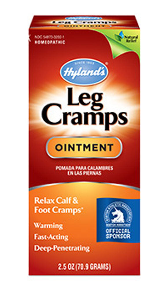 Hyland's Leg Cramp Ointment, 2.5-Ounce 70.9 g - 3 Pack
