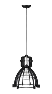 "16"" Factory Slice Pendant Light"