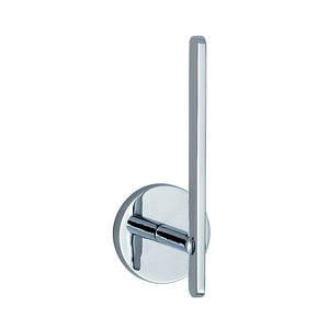Smedbo SME, Polished Chrome LK320 Spare Toilet Roll Holder Wallmount