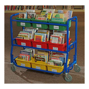 Copernicus School Classroom Office Library on Wheels