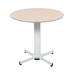 Pneumatic Adjustable Round Pedestal Table