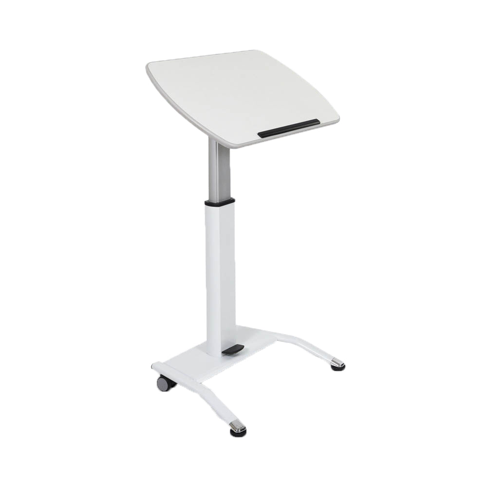 Pneumatic Height Adjustable Lectern