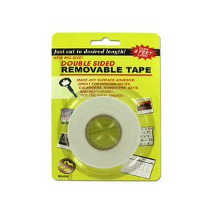 Double-sided Removable Tape - Set of 12