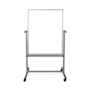 "Offex 36""W x 48""H Double-Sided Magnetic Whiteboard"
