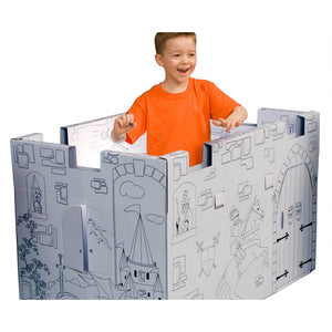 My Very Own House Coloring Playhouse, Castle