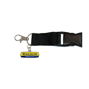 NEW HOLLAND Key and Badge Lanyard