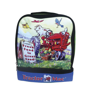 IH Tractor Mac Lunch Tote