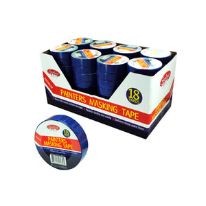 Bulk Buys Masking Tape Counter Top Display Case of 64