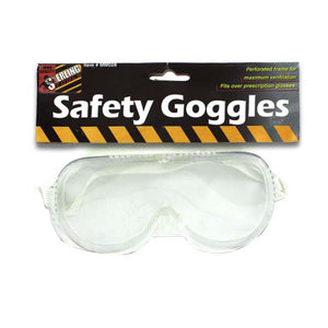 Safety goggles - Pack of 24