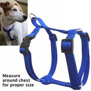 Majestic Pet 28 - 36 Inch 100 - 200 Lbs Easy Walk Pet X-Large Adjustable Harness Blue for Dogs
